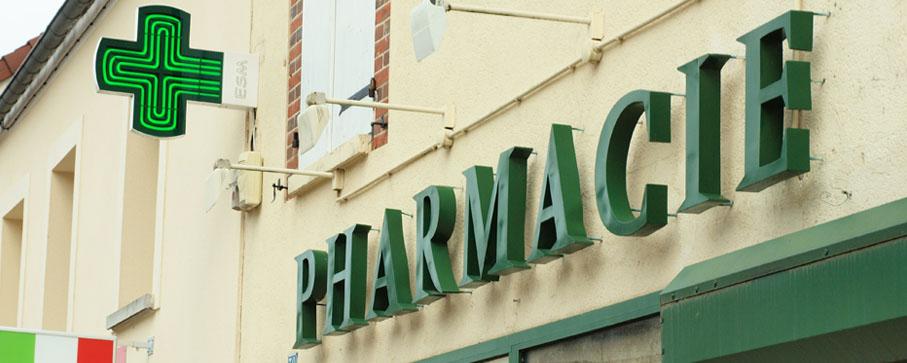 carrière pharmacie
