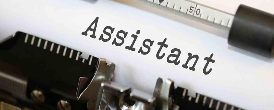 fonction assistant de gestion